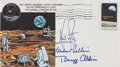 "Explorers:Space Exploration, Apollo 11 Crew-Signed ""Type One"" Insurance Cover. ..."