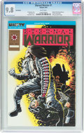 Modern Age (1980-Present):Superhero, Eternal Warrior #1 Gold Edition (Valiant, 1992) CGC NM/MT 9.8 White pages....