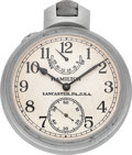 Timepieces:Other , Hamilton Model 22 U.S. Navy Chronometer Deck Watch. ...