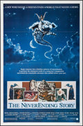 "Movie Posters:Fantasy, The NeverEnding Story (Warner Brothers, 1984). One Sheet (27"" X41""). Fantasy.. ..."