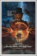 """Movie Posters:Horror, Something Wicked This Way Comes & Other Lot (Buena Vista, 1983). One Sheets (2) (27"""" X 41""""). Horror.. ... (Total: 2 Items)"""