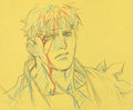 Animation Art:Production Drawing, Street Fighter Zero Ryu Anime Animation/Preliminary DrawingsSequence and Production Materials Group of 15 (Group TAC,...(Total: 15 Items)