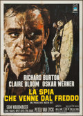 """Movie Posters:Drama, The Spy Who Came in from the Cold (Paramount, 1966). Italian 2 -Fogli (39.5"""" X 55.25""""). Drama.. ..."""