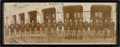 Football Collectibles:Photos, 1930 Chicago Bears Team Signed Panoramic Photograph....