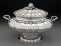 Silver Holloware, Continental:Holloware, An Italian Covered Vegetable Serving Dish for Tiffany & Co.,post 1965. Marks: TIFFANY & CO, STERLING, MADE IN ITALY.8-...