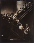 Photographs, Edward Steichen (American, 1879-1973). On the Clinic Stairs, Publicity for Manhattan Eye, Ear, and Throat Hospital, J. Wal...
