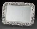 Silver & Vertu:Hollowware, A Whiting Mfg. Co. Silver Rectangular Tray with Floral Repoussé Design, New York, New York, circa 1905. Marks: (W-griffin),...