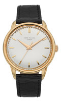 Timepieces:Wristwatch, Patek Philippe Ref. 2481 Fine & Rare 18k Gold Center SecondsWristwatch, circa 1955. ...