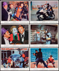 """Movie Posters:Action, Batman (20th Century Fox, 1966). Color Photo Set of 12 (8"""" X 10""""). Action.. ... (Total: 12 Items)"""