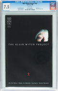 Modern Age (1980-Present):Horror, Blair Witch Project #nn First Pressing (Oni Press, 1999) CGC VF-7.5 White pages....