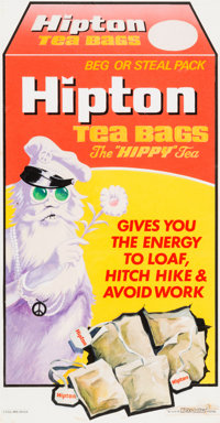 Norman Saunders Wacky Packages Poster #6 Illustration Original Art (Topps, 1974)
