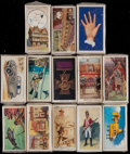 Non-Sport Cards:Sets, 1911-1965 Non-Sport Set Collection (13)....