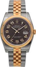 Timepieces:Wristwatch, Rolex Ref. 116233 Unused New/Old Stock Two Tone Oyster PerpetualDatejust. ...