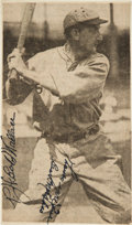"Baseball Collectibles:Photos, 1950's Roderick ""Bobby"" Wallace Signed Newspaper Photograph. ..."
