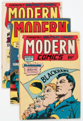 Golden Age (1938-1955):Adventure, Modern Comics Group of 28 (Quality, 1945-50) Condition: AverageVG-.... (Total: 28 Comic Books)
