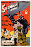 Golden Age (1938-1955):Miscellaneous, Shadow Comics V7#4 (Street & Smith, 1947) Condition: VG....