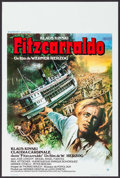 "Movie Posters:Foreign, Fitzcarraldo (Gaumont, 1982). Belgian (14.5"" X 21.5""). Foreign.. ..."
