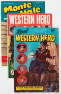 Golden Age (1938-1955):Western, Comic Books - Assorted Golden and Silver Age Western Group of 33 (Various Publishers, 1950s-60s) Condition: Average FN.... (Total: 33 Comic Books)