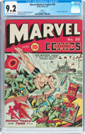 Golden Age (1938-1955):Superhero, Marvel Mystery Comics #20 Chicago Pedigree (Timely, 1941) CGC NM- 9.2 Cream to off-white pages....
