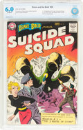 Silver Age (1956-1969):Superhero, The Brave and the Bold #25 Suicide Squad (DC, 1959) CBCS FN 6.0 Off-white pages....