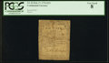 Colonial Notes:Continental Congress Issues, Continental Currency February 17, 1776 $2/3 PCGS Very Good 8.. ...