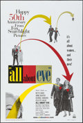 "Movie Posters:Academy Award Winners, All About Eve (20th Century Fox, R-2000). 50th Anniversary OneSheet (26.75"" X 39.75"") SS. Academy Award Winners.. ..."