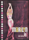 "Movie Posters:Documentary, Marilyn (20th Century Fox, R-1980s). French Petite (15"" X 20.5""). Documentary.. ..."