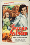 "Movie Posters:Adventure, Sword of the Avenger & Others Lot (Eagle Lion, 1948). OneSheets (2) (27"" X 41"") & Six Sheet (79"" X 79""). Adventure.. ...(Total: 3 Item)"