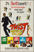 """Movie Posters:Rock and Roll, Twist Around the Clock (Columbia, 1961). One Sheet (27"""" X 41"""").Rock and Roll.. ..."""