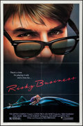 "Movie Posters:Comedy, Risky Business (Warner Brothers, 1983). One Sheet (27"" X 41""). Comedy.. ..."