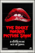 "Movie Posters:Rock and Roll, The Rocky Horror Picture Show (20th Century Fox, 1975). One Sheet (27"" X 41"") Style A. Rock and Roll.. ..."