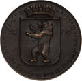 Miscellaneous Collectibles:General, 1936 Berlin Summer Olympics Winners Presentation Medal....