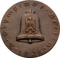 Miscellaneous Collectibles:General, 1936 Berlin Summer Olympics International Flight to Berlin OlympiadPilot's Medal....