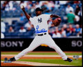 Baseball Collectibles:Photos, Luis Severino Signed Photograph. ...