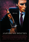"""Movie Posters:Horror, American Psycho (Lions Gate, 2000). One Sheet (27"""" X 40""""). Horror.. ..."""