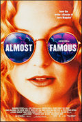 """Movie Posters:Drama, Almost Famous (DreamWorks, 2000). One Sheet (27"""" X 40"""") DS. Drama.. ..."""
