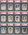 "Baseball Cards:Sets, 1948 R346 Blue Tints Complete Set (48) Plus ""No Number"" Variants. ..."
