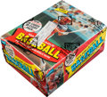 Baseball Cards:Unopened Packs/Display Boxes, 1980 Topps Baseball Unopened Wax Box With 36 Unopened Packs. ...
