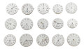 Timepieces:Other , Fifteen Rare American Watch Movements. ... (Total: 15 Items)
