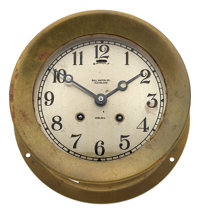 Chelsea, Ball Watch Co., Ships Clock