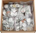Timepieces:Other , Over 225 Enamel Dials. ...