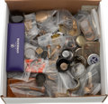 Timepieces:Other , Various Cases, Watch Keys, Tools, Crystals & Various OtherWatch Items. ...