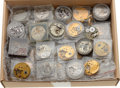 Timepieces:Other , Over Sixty Partial & Complete Movements. ...