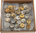 Timepieces:Other , Over Ninety Complete & Partial Watch Movements. ...