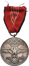 Miscellaneous Collectibles:General, 1936 Berlin Summer Olympics Commemoration Medal....