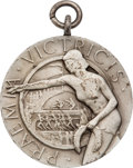 Miscellaneous Collectibles:General, 1948 London Summer Olympics Pattern Winner's Medal....