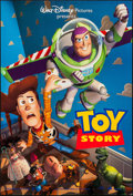 """Movie Posters:Animation, Toy Story (Buena Vista, 1995). One Sheet (27"""" X 40"""") DS Advance.Animation.. ..."""