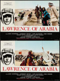 "Movie Posters:Academy Award Winners, Lawrence of Arabia (Columbia, 1962). Italian Photobusta Set of 8(17.75"" X 26""). Academy Award Winners.. ... (Total: 8 Items)"