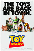 "Movie Posters:Animation, Toy Story (Buena Vista, 1995). One Sheet (27"" X 40"") DS Advance.Animation.. ..."