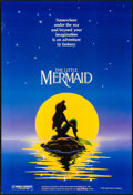 """Movie Posters:Animation, The Little Mermaid (Buena Vista, 1989). One Sheet (27"""" X 40"""") DS Advance. Animation.. ..."""